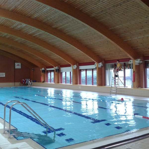 The Activity Zone pool