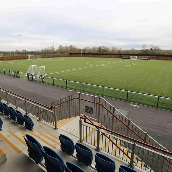 Elmbridge football pitch