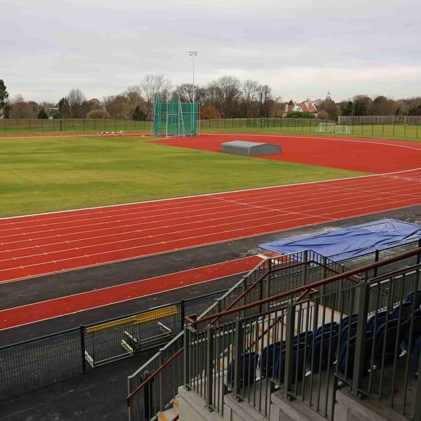 Elmbridge athletics track