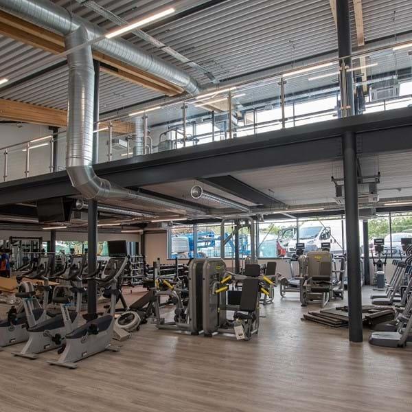 Loughton Leisure Centre Gym