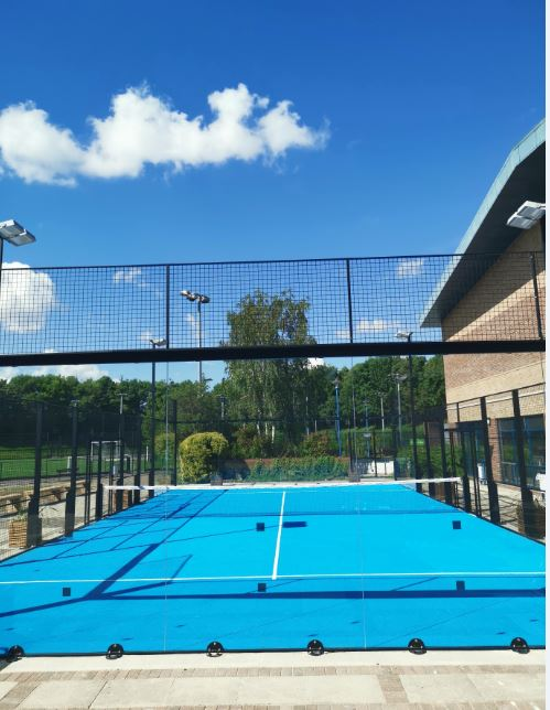 Padel Tennis Court at The Triangle