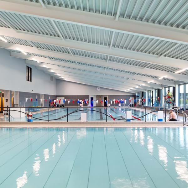 Waltham Abbey Leisure Centre pools