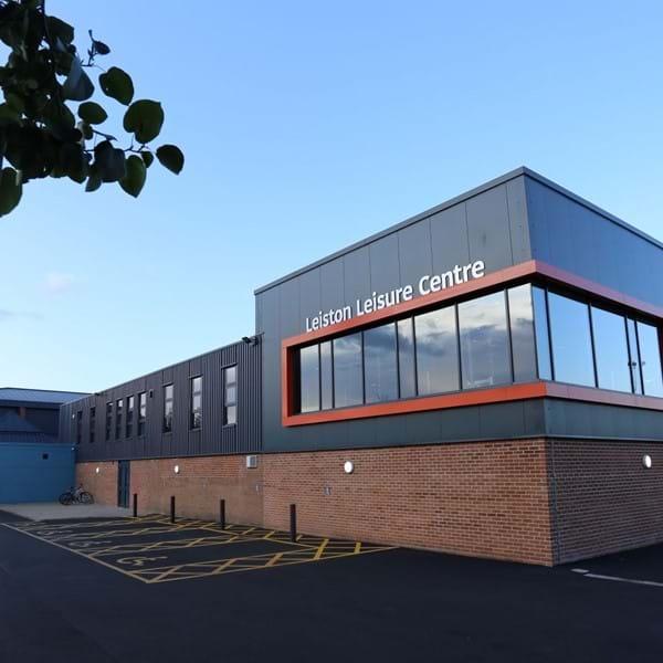 Leiston Leisure Centre
