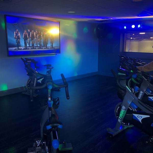 Ongar Leisure Centre Indoor Cycling