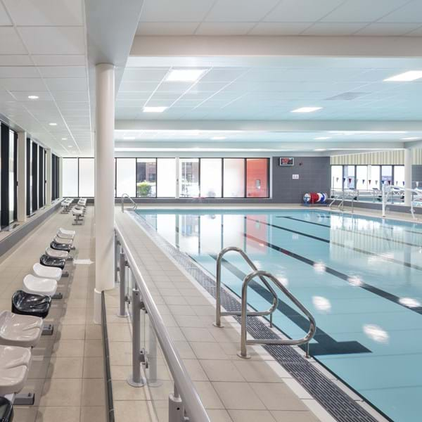 Andover pool