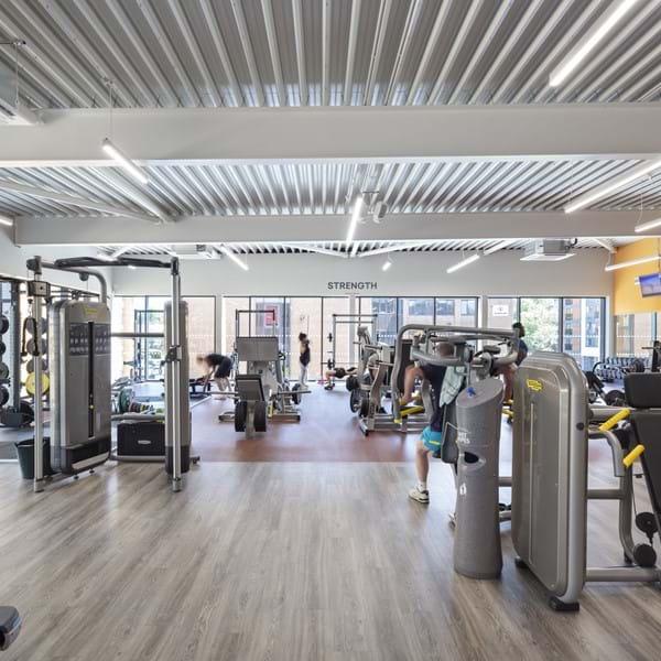 Andover gym