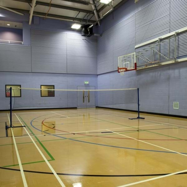 Ripley sports hall