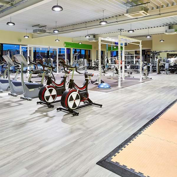 Sparkhill Pool and Fitness Centre Gym