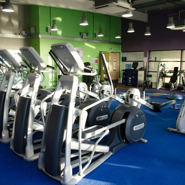 Aston gym
