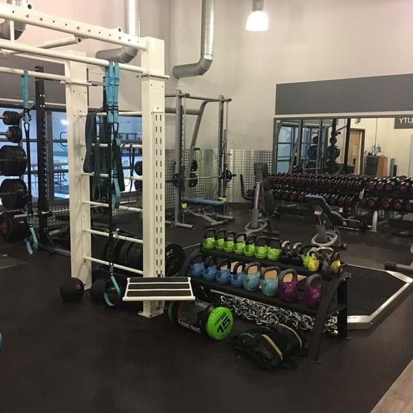 Maltby gym 2