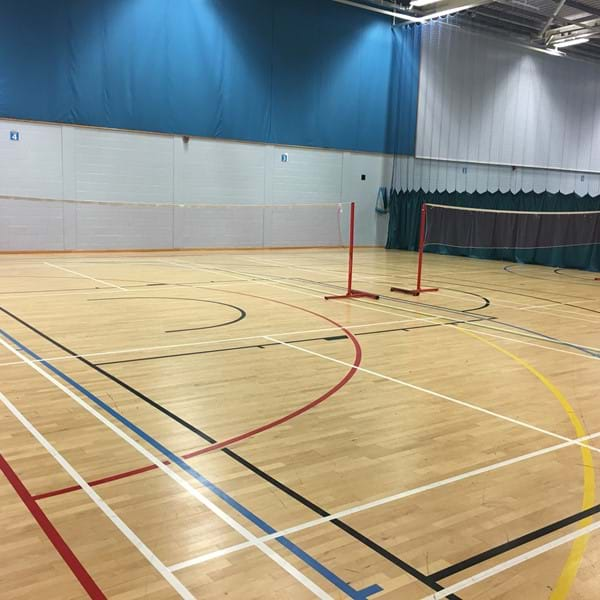 Maltby sports hall