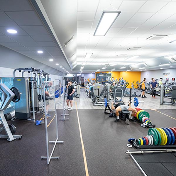 Loddon Valley gym