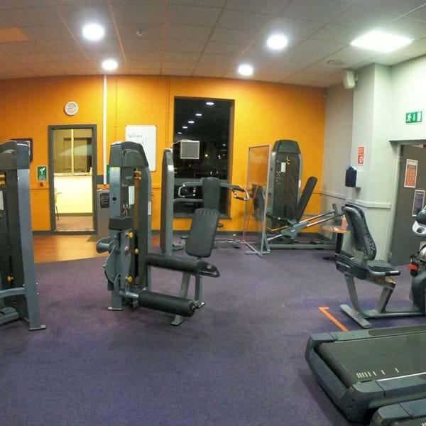 Court Garden Leisure Complex Gym 2