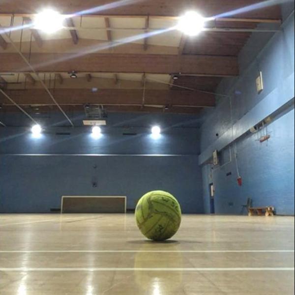 Warminster sports hall