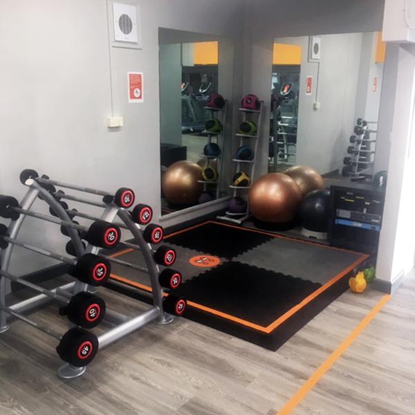 Warminster gym