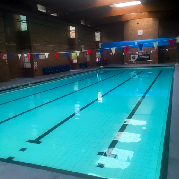 Warminster pool