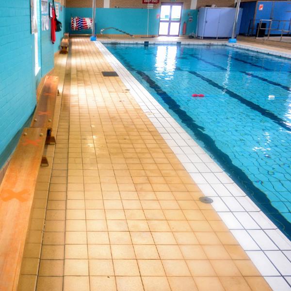 Lime Kiln Leisure Centre pool