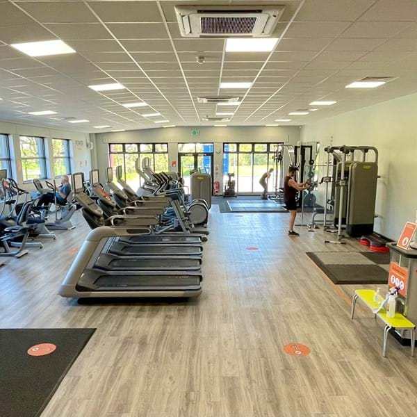Ryeish Green Gym