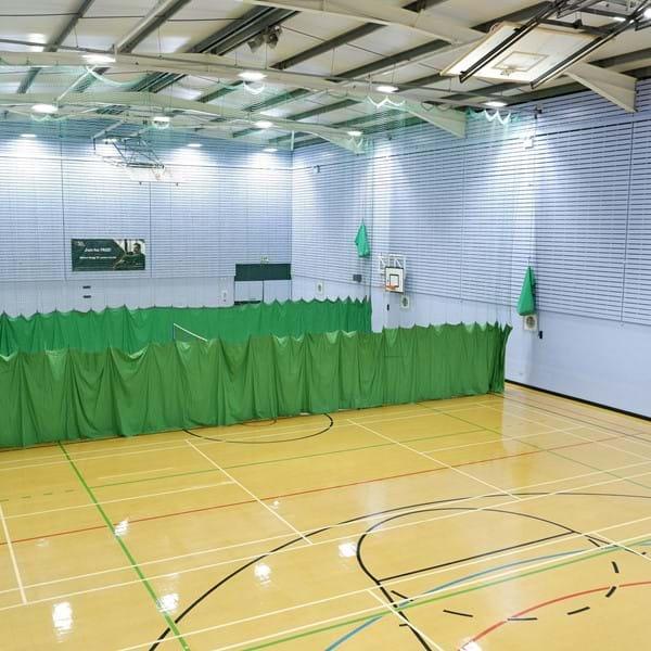 William Gregg Sports Hall